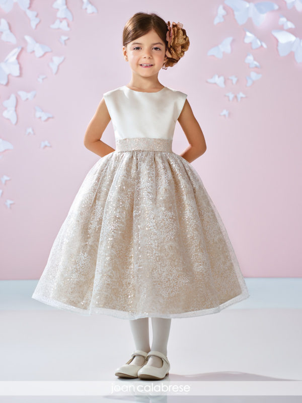 Joan Calabrese Flower Girl Dresses for 2017