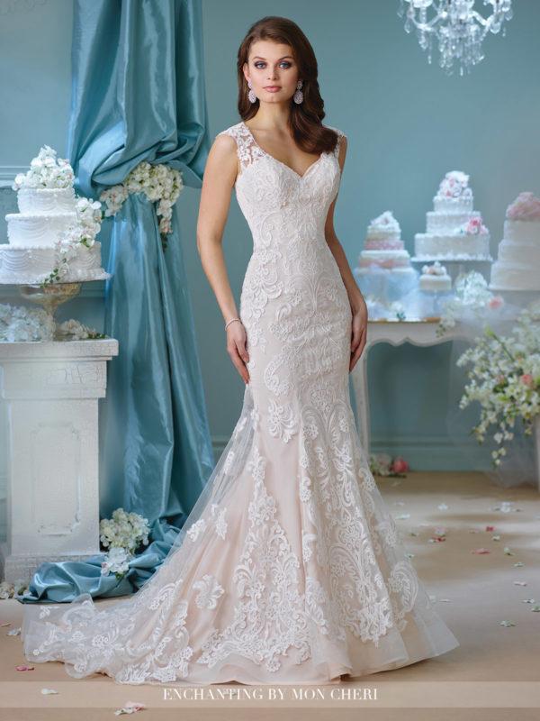 Enchanging by Mon Cheri Informal Wedding Dresses 2017